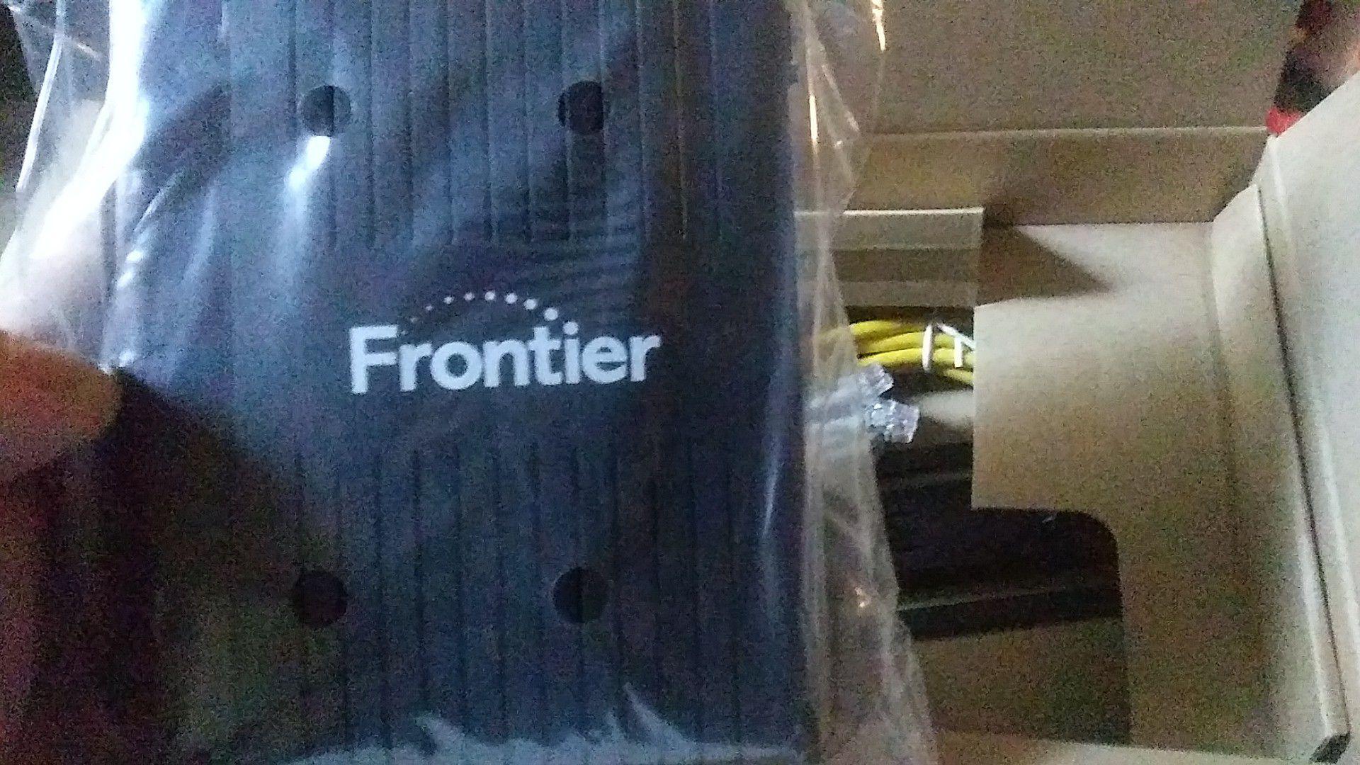 FRONTIER WIFI, DSL, PHONE ROUTER/MODEM