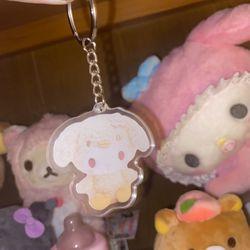 Sanrio My Melody Keychain! Thumbnail