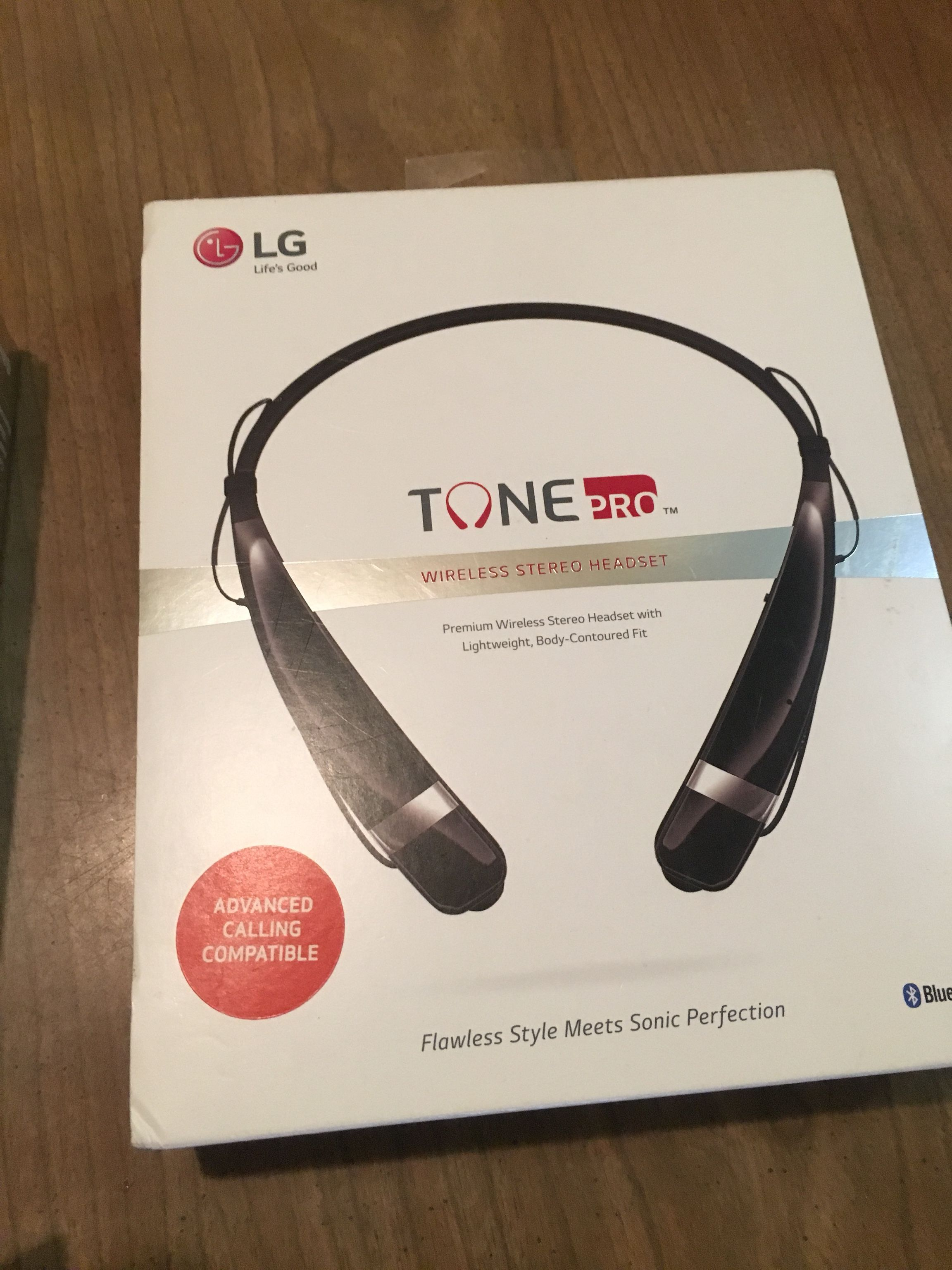 Tone Pro Wireless Magnetic Stero Headset