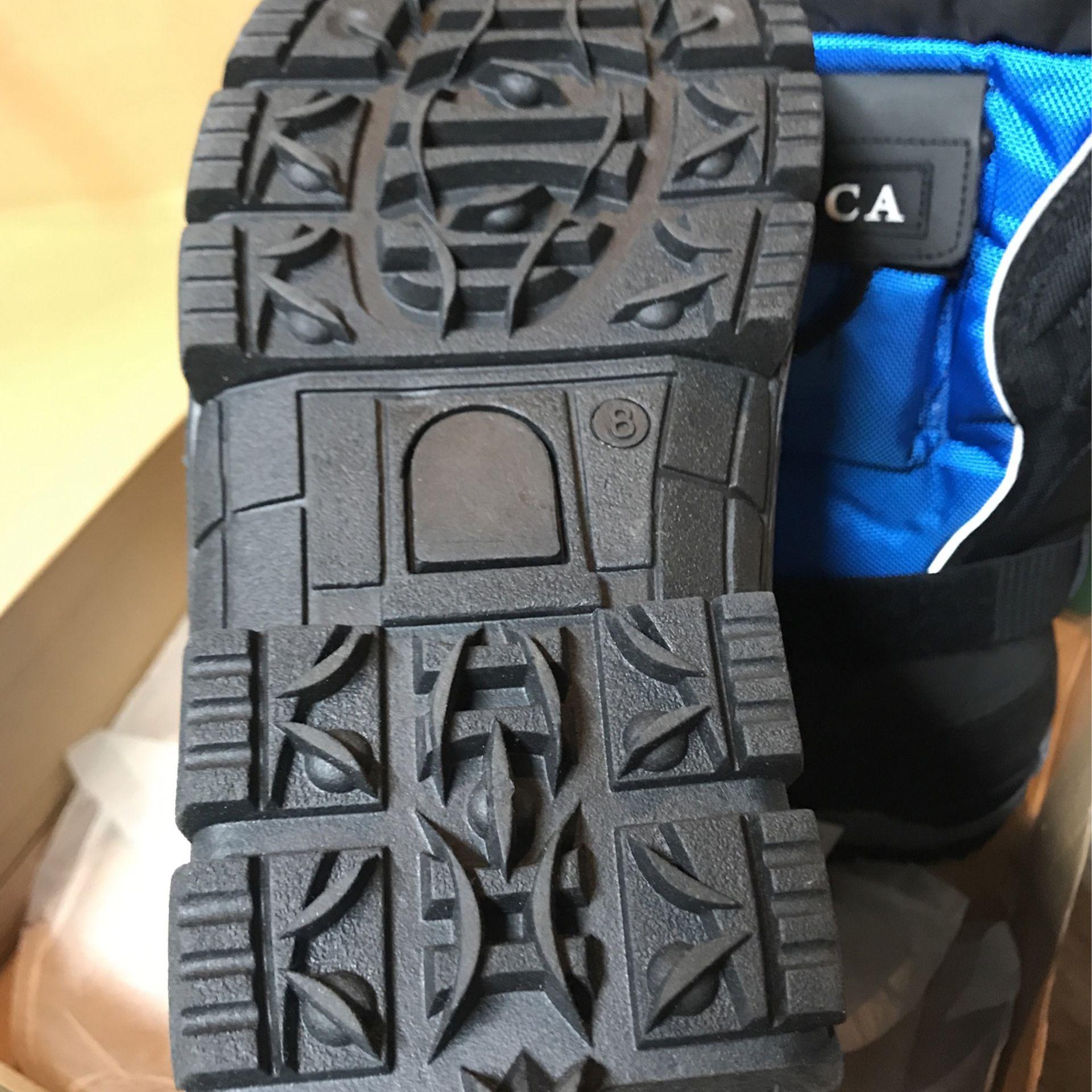 Snowmobile Boot