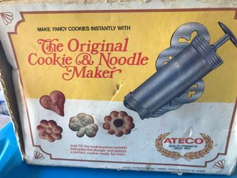 The Original Cookie and Noodle Maker Thumbnail