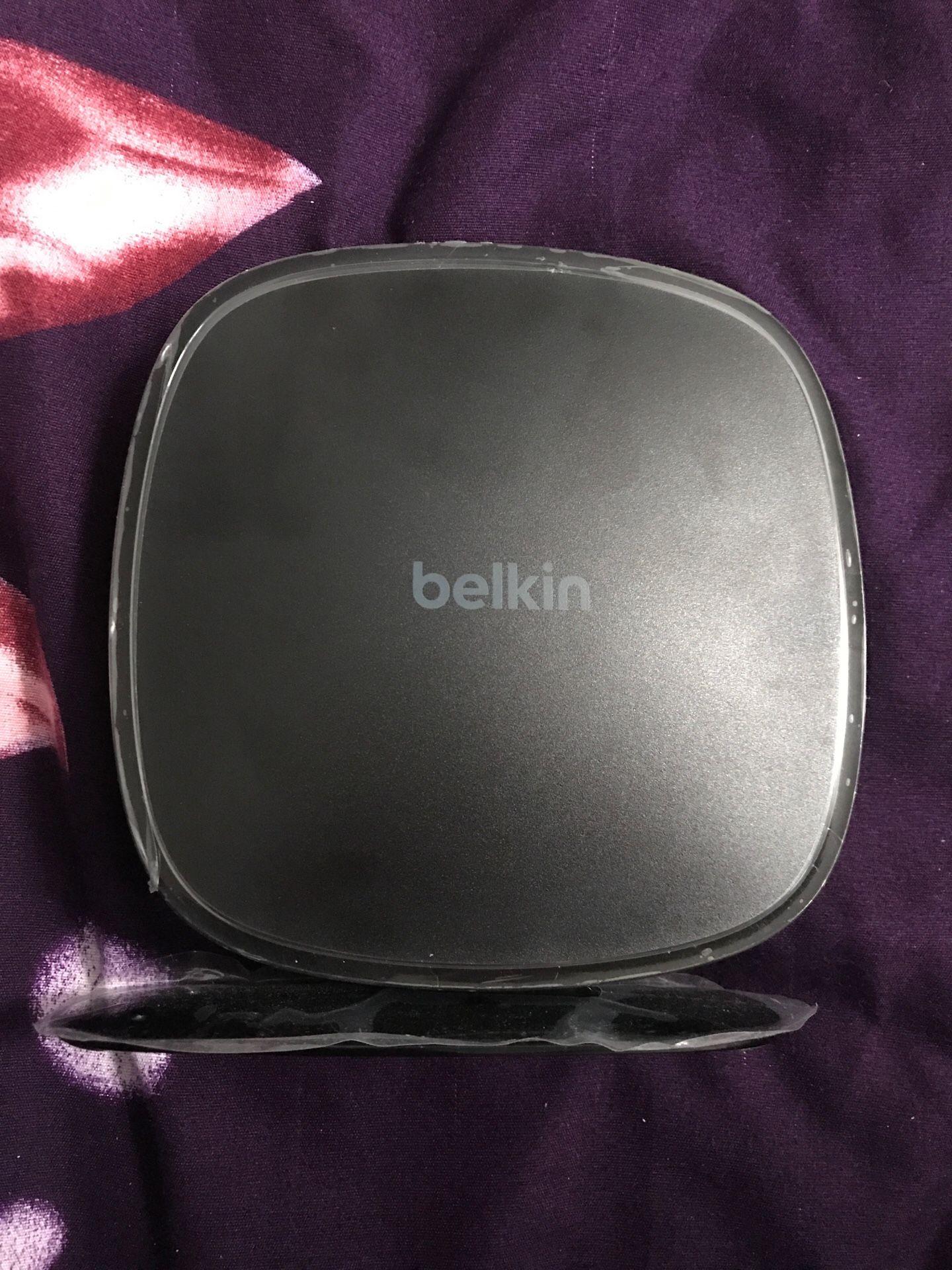 Belkin wireless router N600