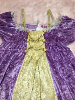 Girl's Rapunzel Dress Costume Thumbnail