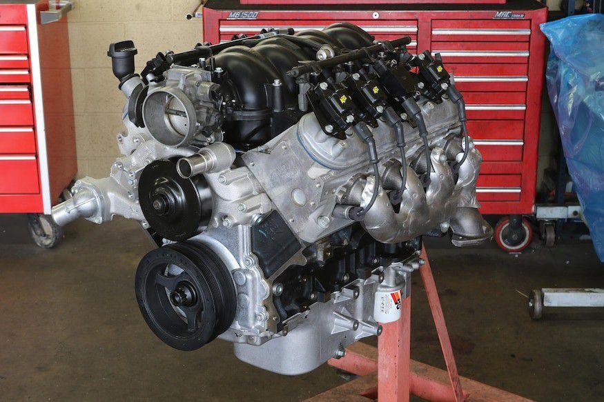 Reconstruction de Motores