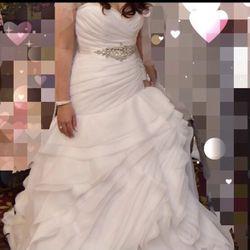 Maggie Sottero ball gown Thumbnail