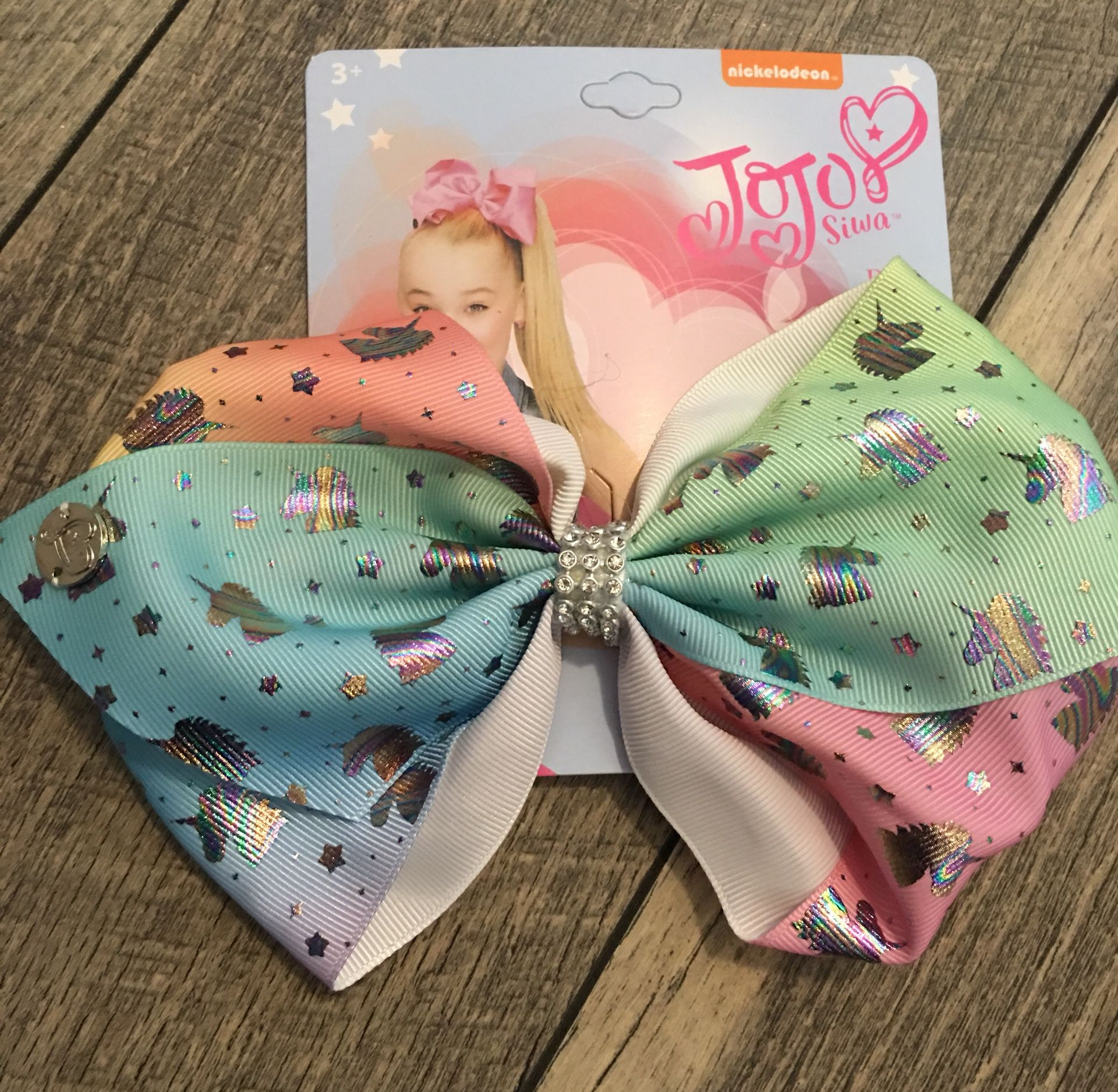 Jojo bows!!! New unicorn jojo bows