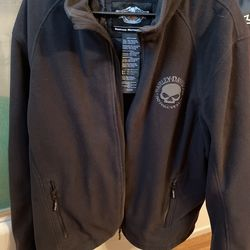 Motorcycle jacket men's Harley Davidson Thumbnail