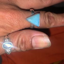 Silver 9 Rings  Thumbnail