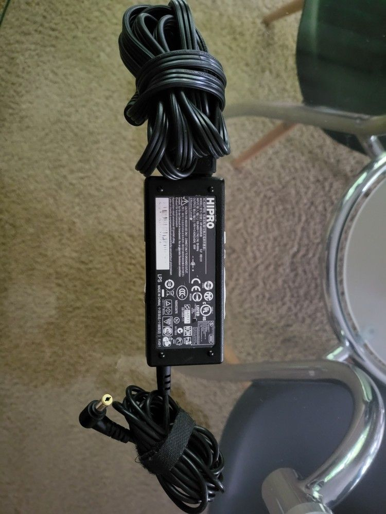 Read Add!!!  HP AC Adapter (aftermarket)