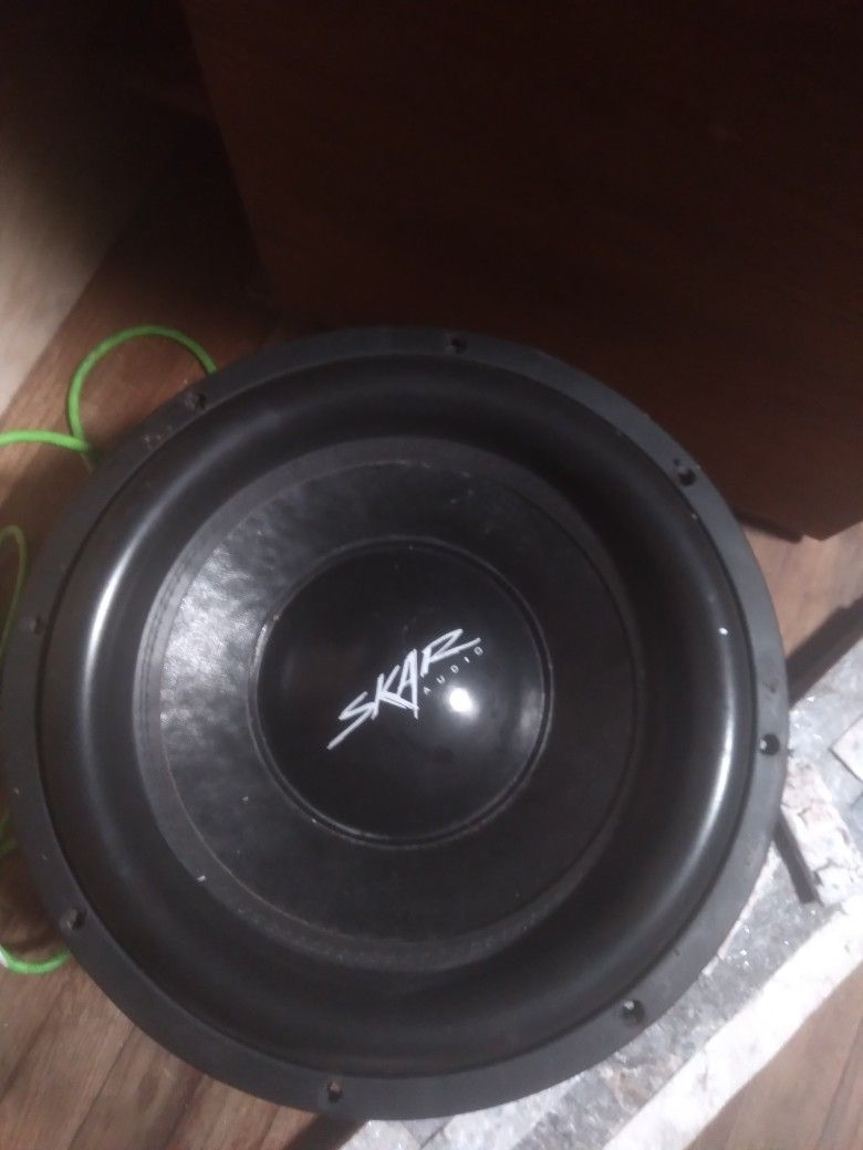 Subwoofers 15s