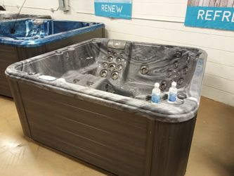 Huge hot tub blow out by Clearwater Spas ofColorado Thumbnail