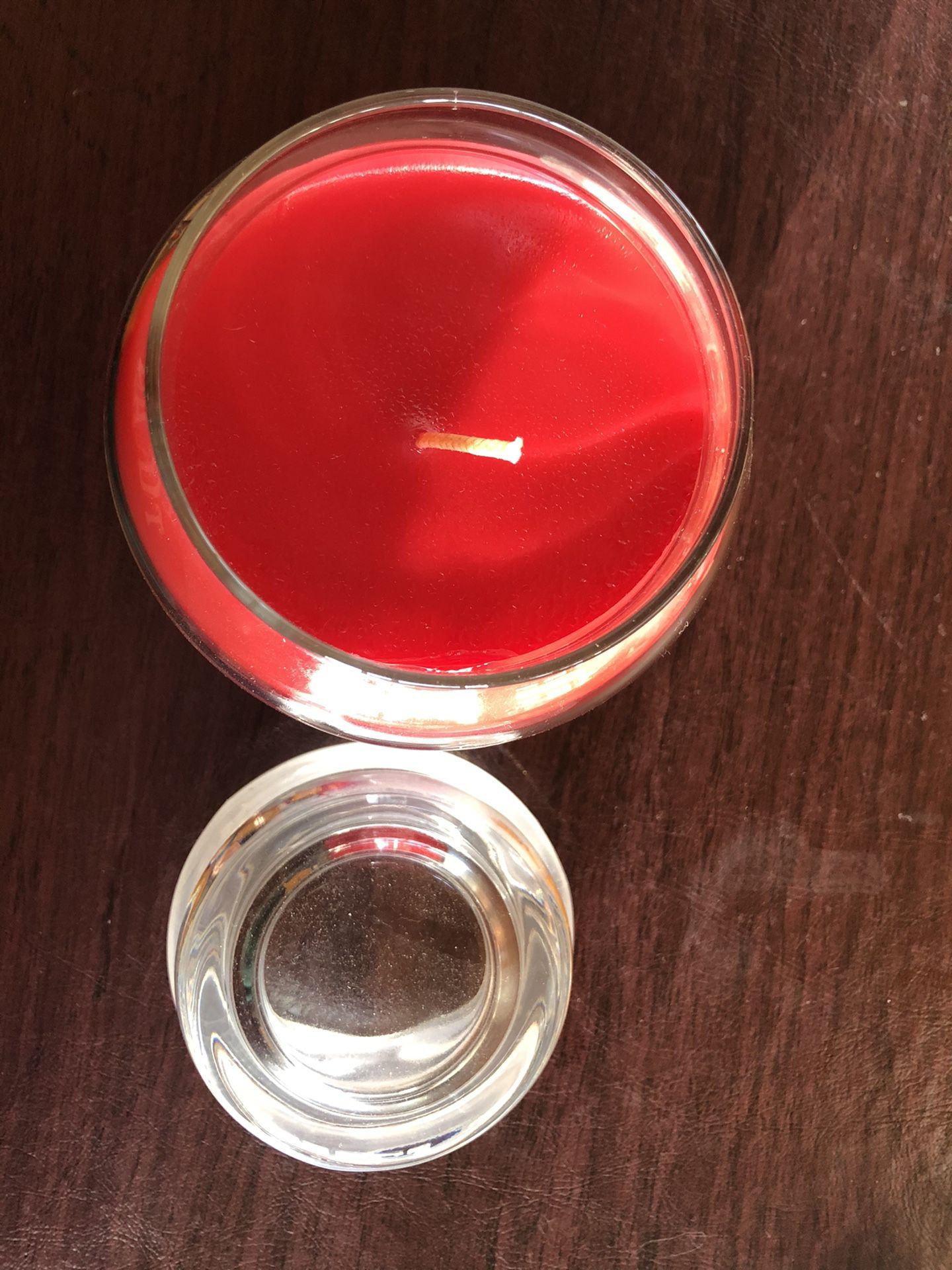 Christopher Radko Cinnamon Spice Jar Candle