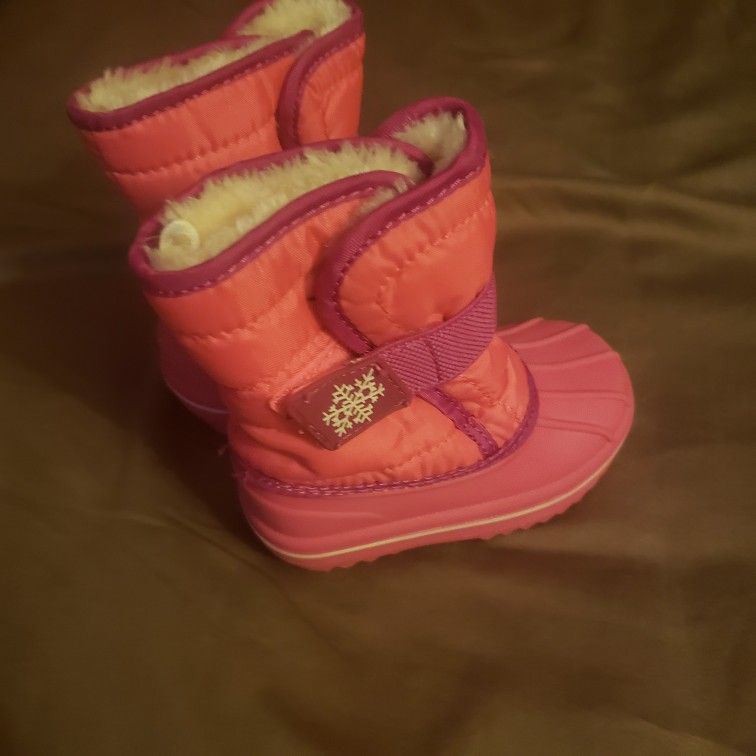 Toddler Snow Boots 4c