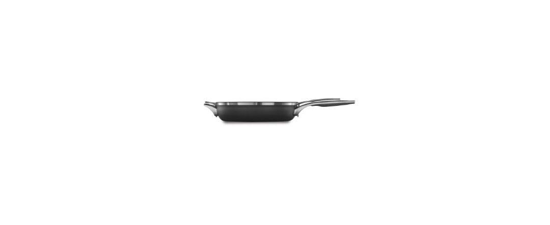 "Calphalon Premier Nonstick 12"" Fry Pan with lid"