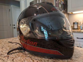 Full face motorcycle helmet Thumbnail