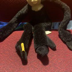 Stuffed Toy Monkey Thumbnail