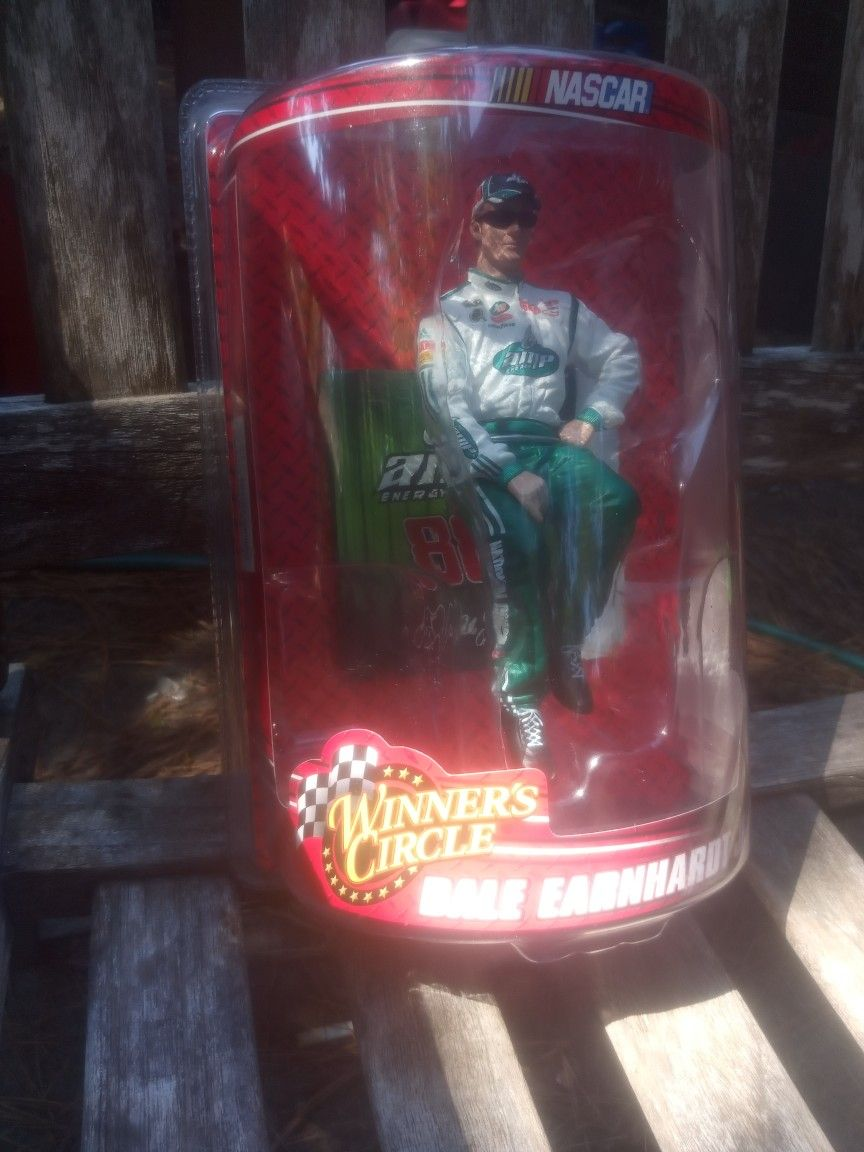Nascar Dale Earnhardt Jr Action Figure