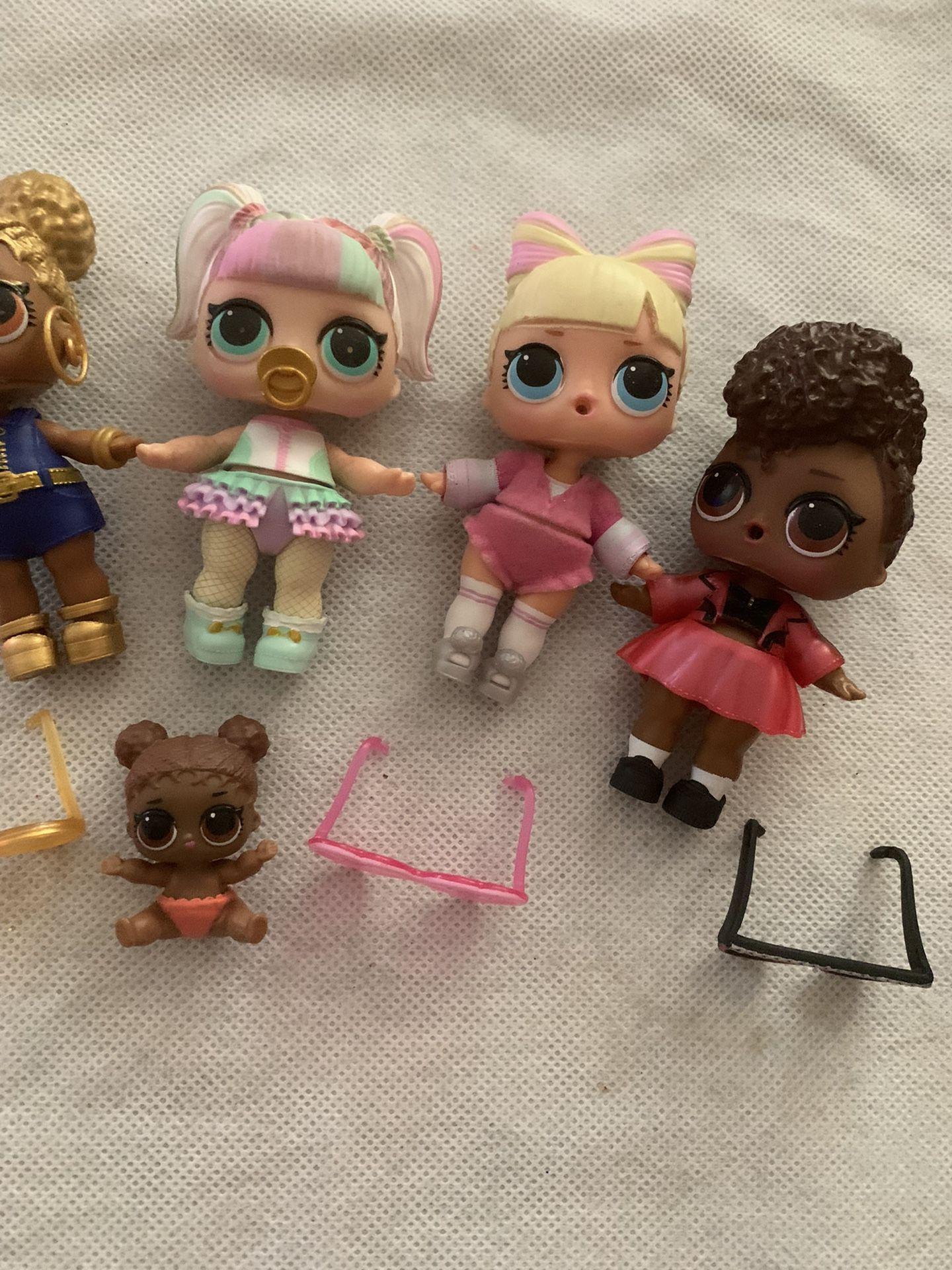 Huge lot of LOL Surprise Dolls