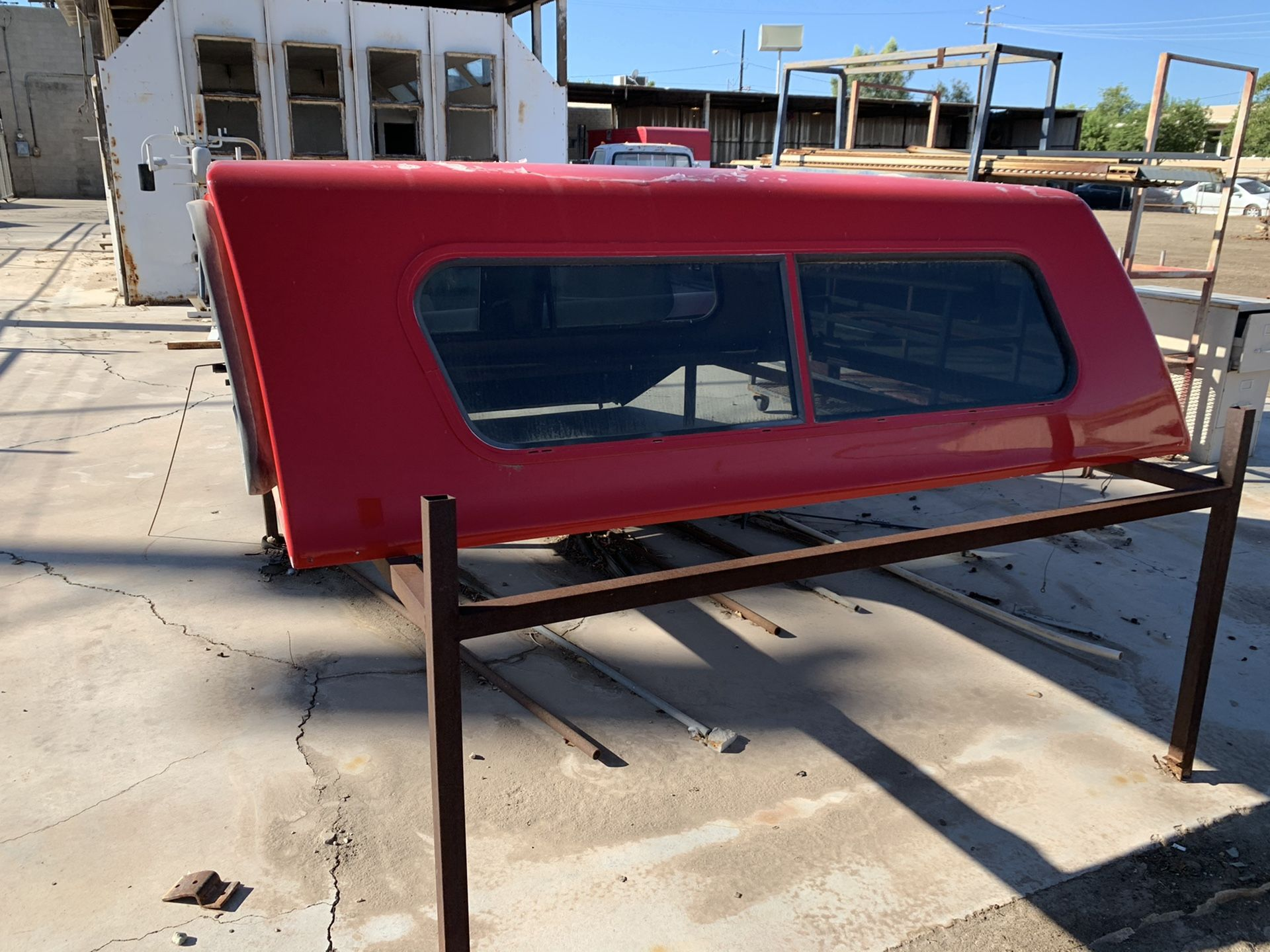 Ford Camper Shell 1999-2000