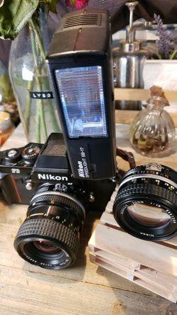 Nikon F3 Film Camera Thumbnail