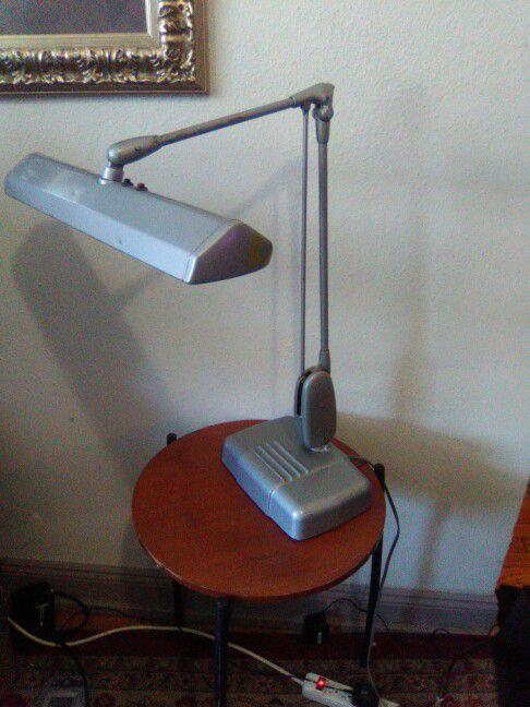 VINTAGE Architect Lamp