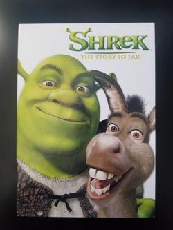 Shrek DVD Collection Thumbnail