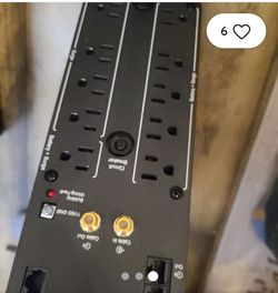 ACP  Electric Back-UPS Pro BR1500G   Thumbnail