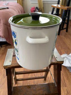 Vintage Steamer Pot & Strainer  Thumbnail