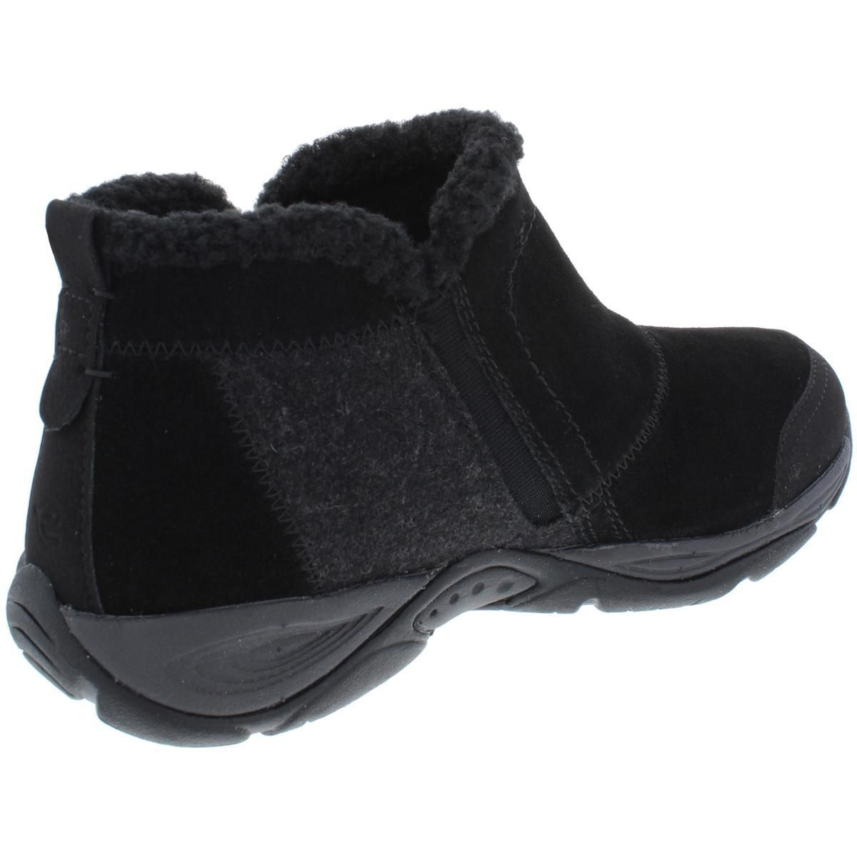 Easy Spirit Womens Fashion - Ankle Black Size 5 Medium (B,M)