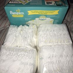New Born Pampers  Thumbnail