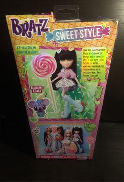 Bratz Sweet Style Special Edition Jade Doll Thumbnail