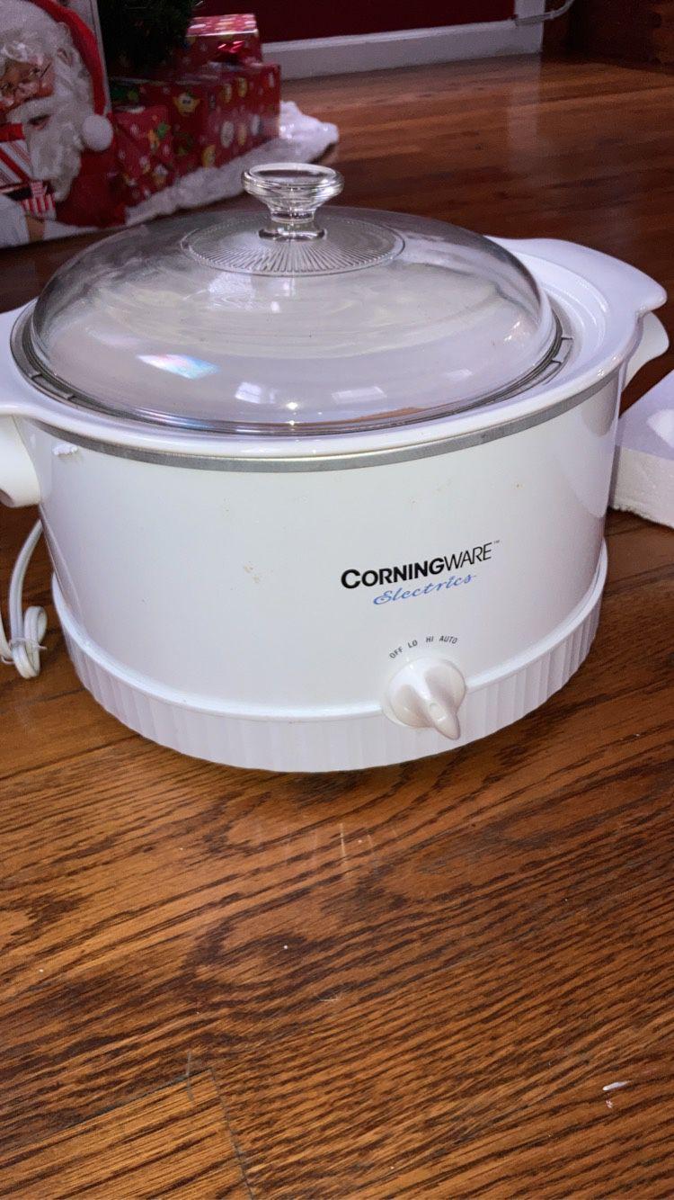 CorningWare 6 quart Slow Cooker