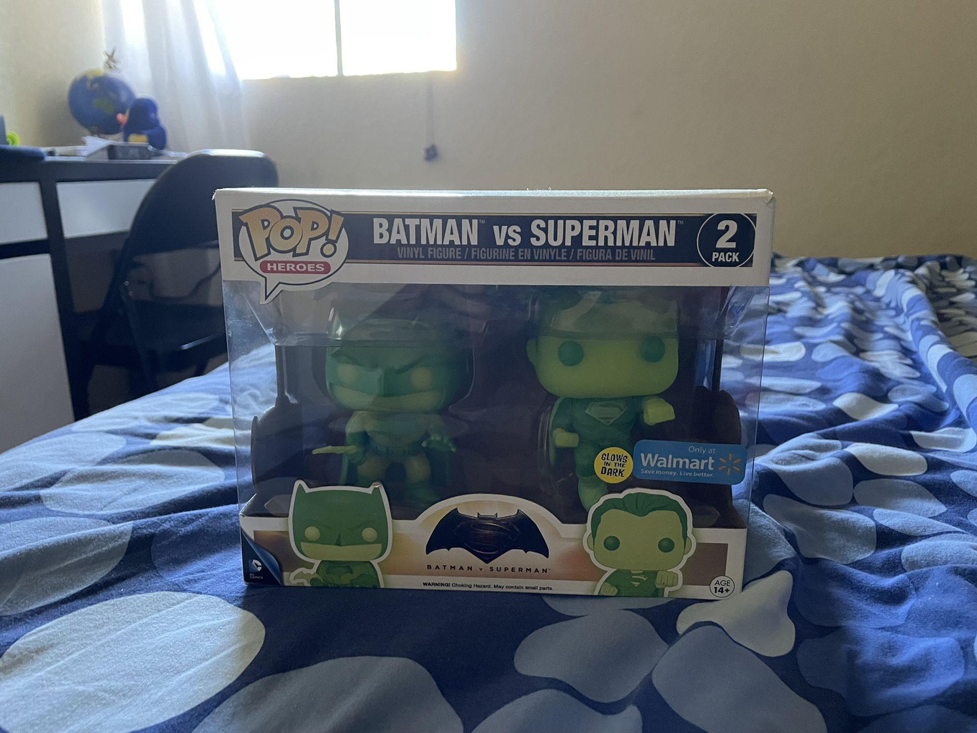 Batman Vs Superman Funko Pop