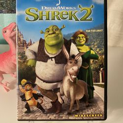 Shrek 2 (DVD, 2004, Widescreen) Thumbnail
