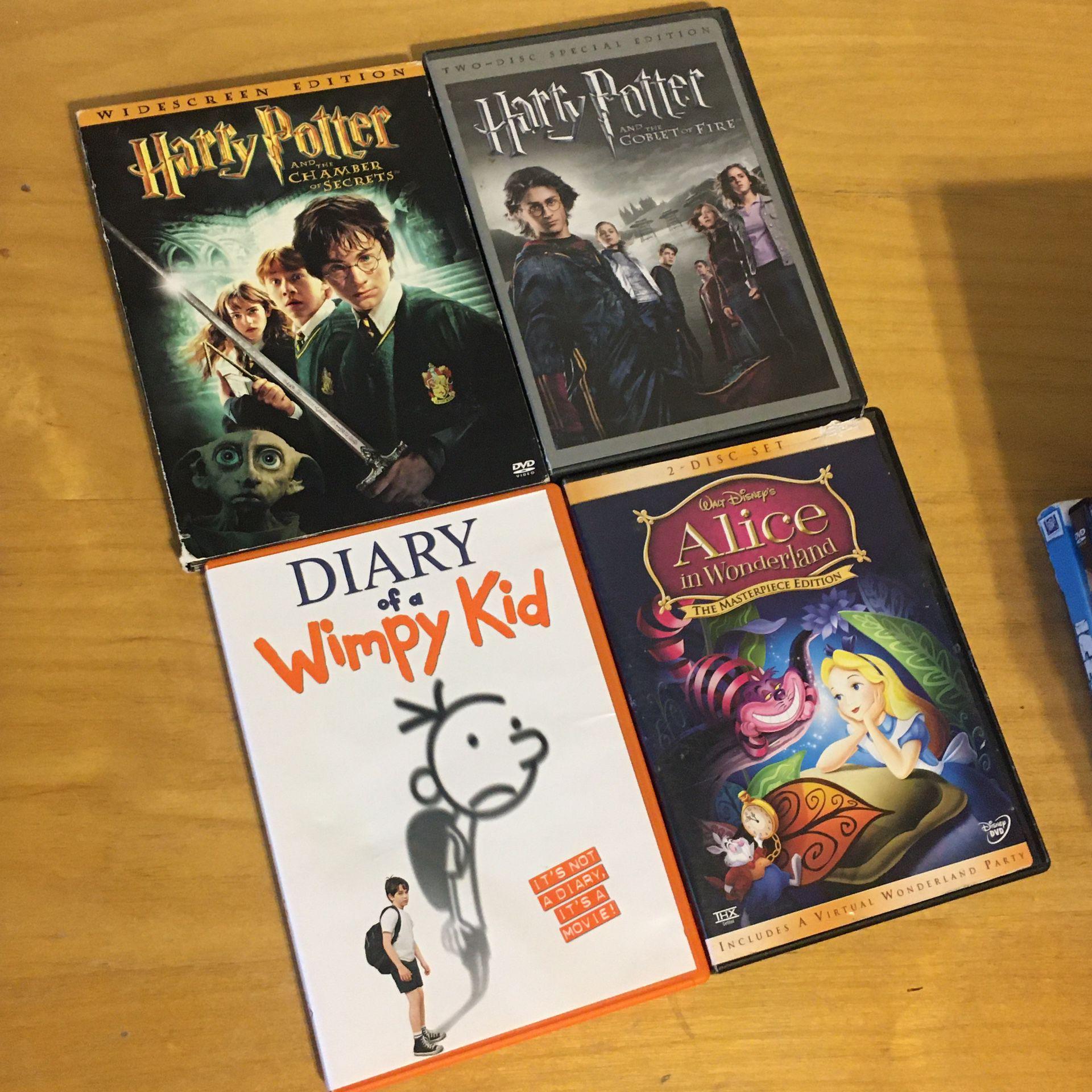 DVD Bundle (Family & Children Themed) 16 Films!