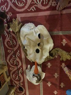 Olaf costume Thumbnail