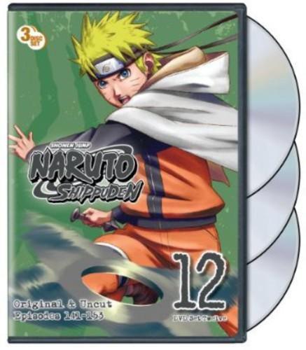 Naruto Shippuden Uncut-Set 12 [DVD]