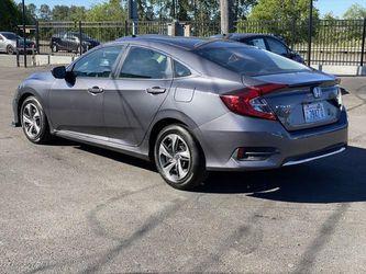2019 Honda Civic Sedan Thumbnail
