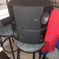 Bose Surround Sound Speakers Thumbnail