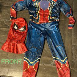 Iron Spider-Man Costume SMALL Thumbnail