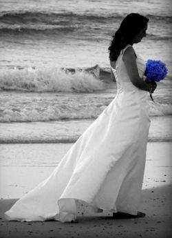 David's Bridal Wedding Dress Thumbnail