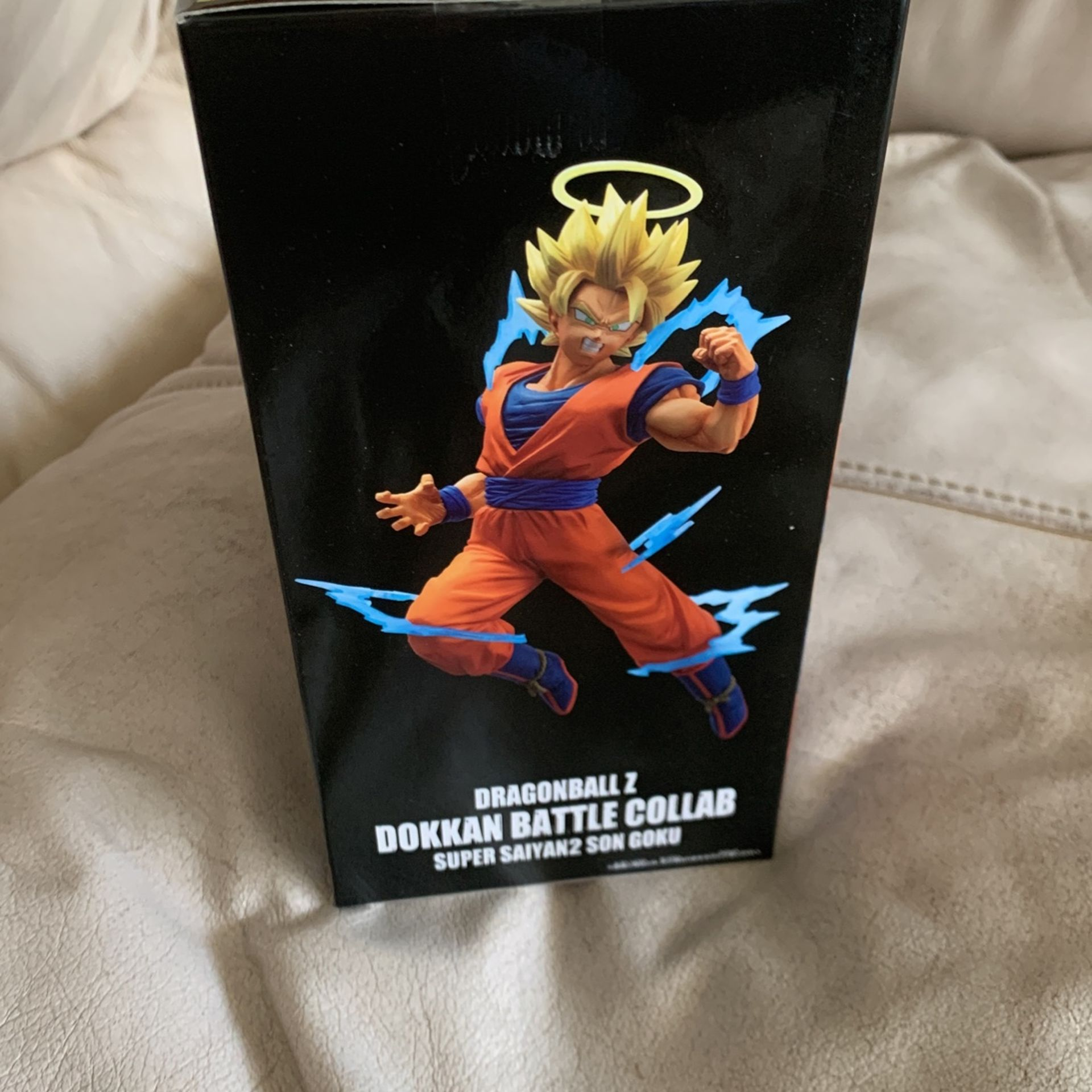 Dragonball Z Super Saiyan2 Son Goku