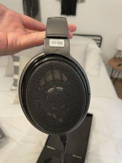 Sennheiser HD650 Studio Headphones Thumbnail