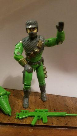 Cobra Firefly (v2) action figure from the 1992 GI Joe line. Thumbnail