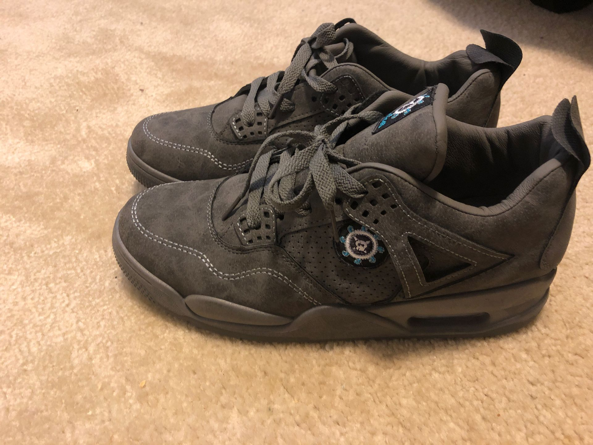 Chaos skate shoes size 10