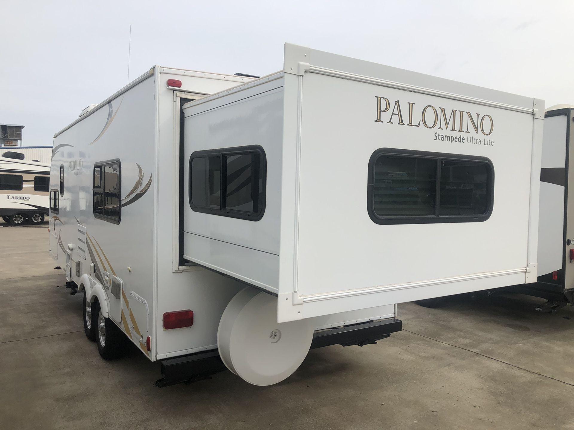 2011 Palomino Bunkhouse Stampede M-216 Used Travel Trailer RV