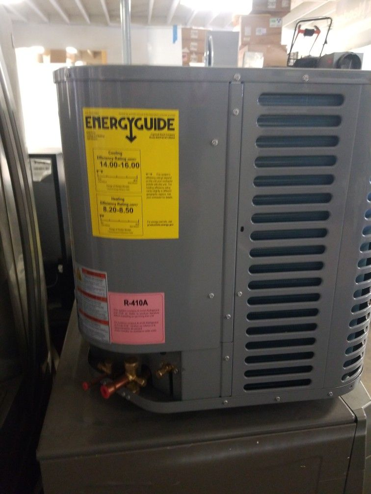 New. Ac Unit  Out Of The Box Condenser 1.5 Ton