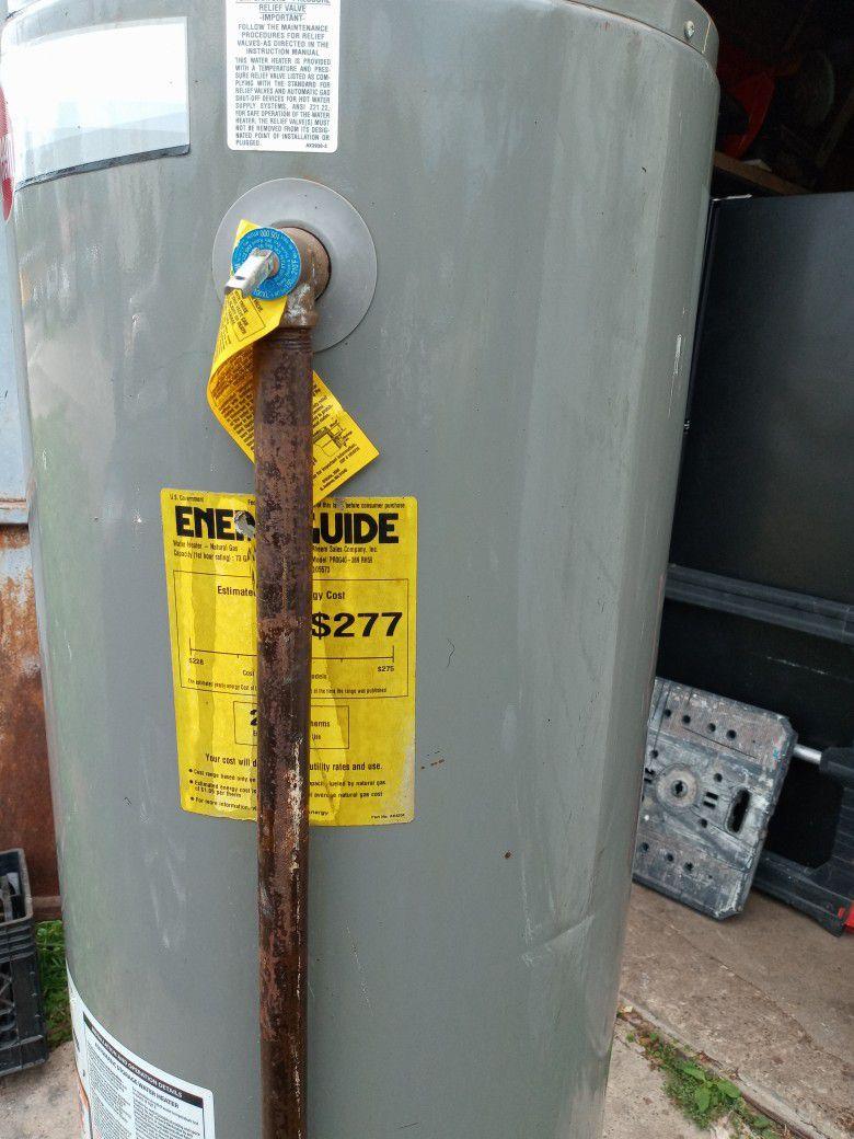 Hot Water Tank Gas( Rheem)