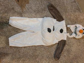 2T Olaf Costume Thumbnail