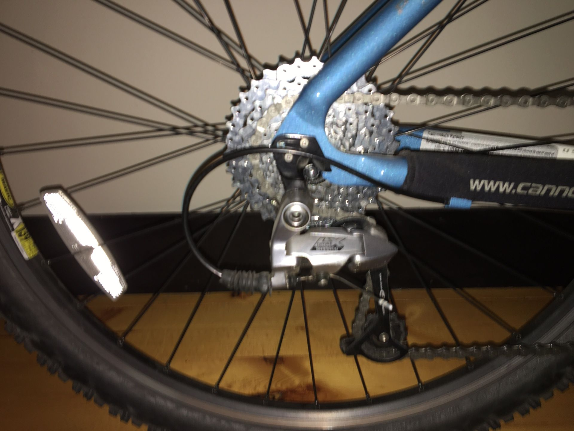 Cannondale F400 All Mountain Bike
